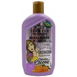 Shampoo Alinhamento Cabelos...