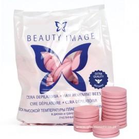 Discos Cera Beauty Image Rosa